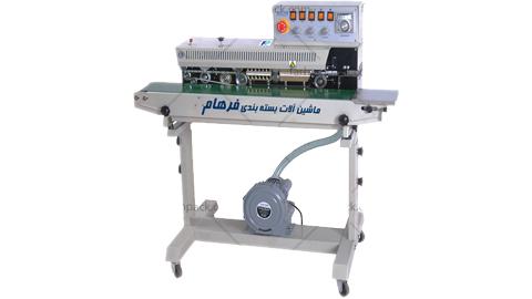 دستگاه دوخت ریلی الکترومکانیک