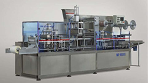 Full Automatic Dairy Packaging Machine
