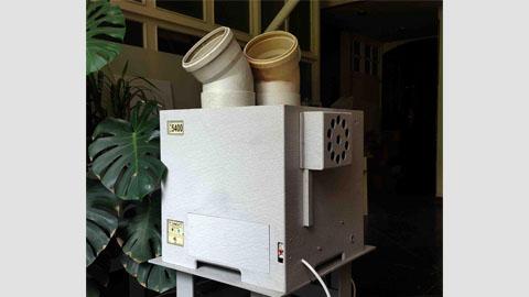 رطوبت ساز التراسونیک 6600