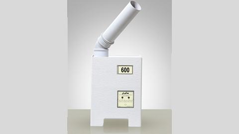 رطوبت ساز التراسونیک مدل 600