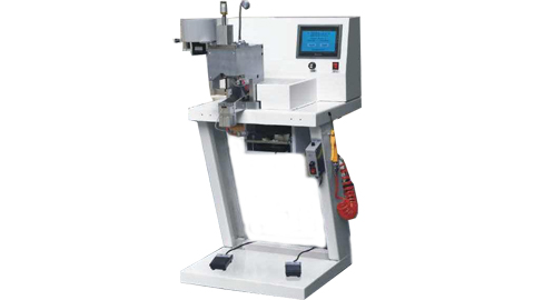 دستگاه نیمه اتوماتیک پدالی پانچ مروارید صنعتی , دستگاه مروارید زن