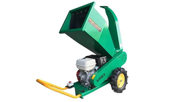 دستگاه چوب خردکن موتوری مدل K15000