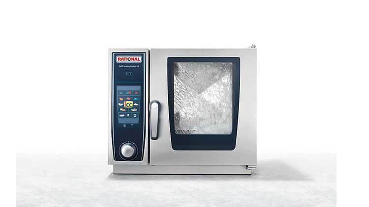 فر پخت ترکیبی رشنال مدل XS