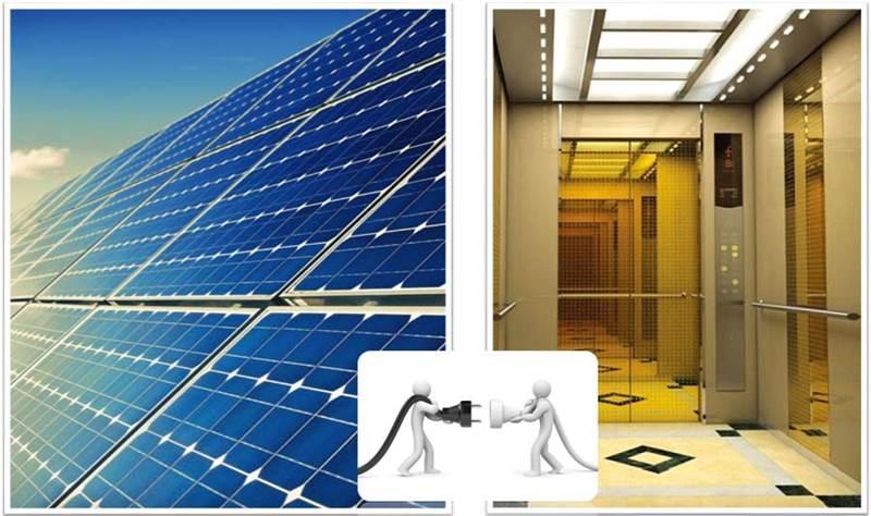 آسانسور های انرژی سبز