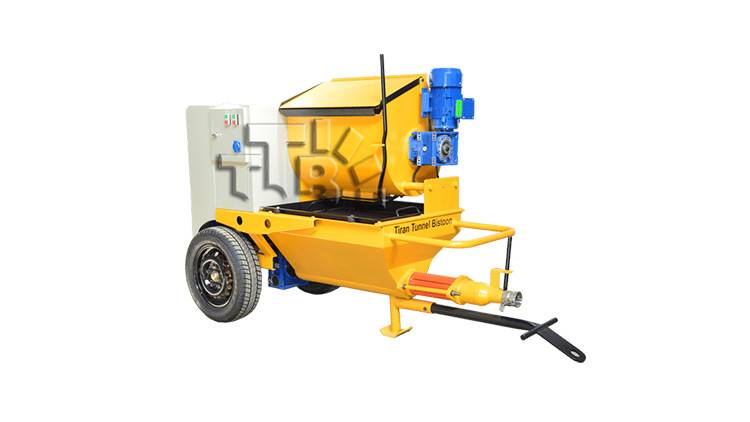 Plaster Sprayer Model T6020-B1
