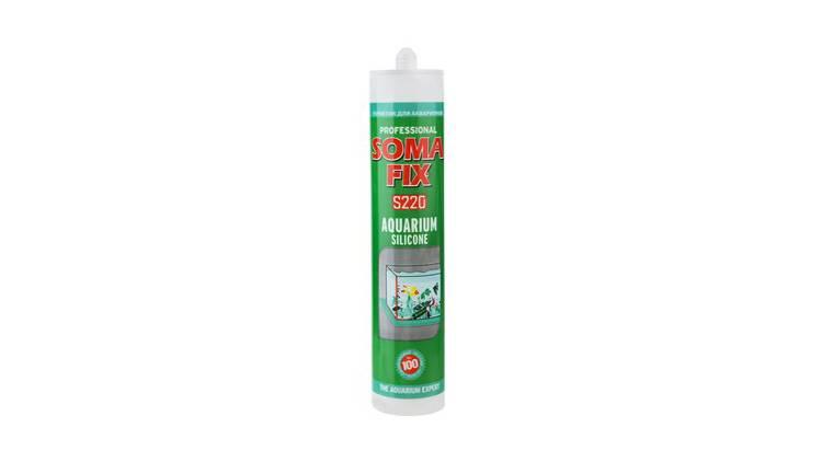 چسب آکواریوم سیلیکونی سومافیکس (320 گرم)