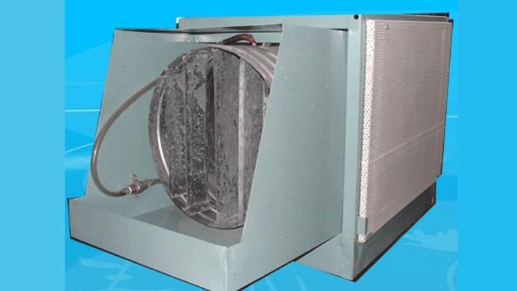 دستگاه رطوبت ساز مدل 120L