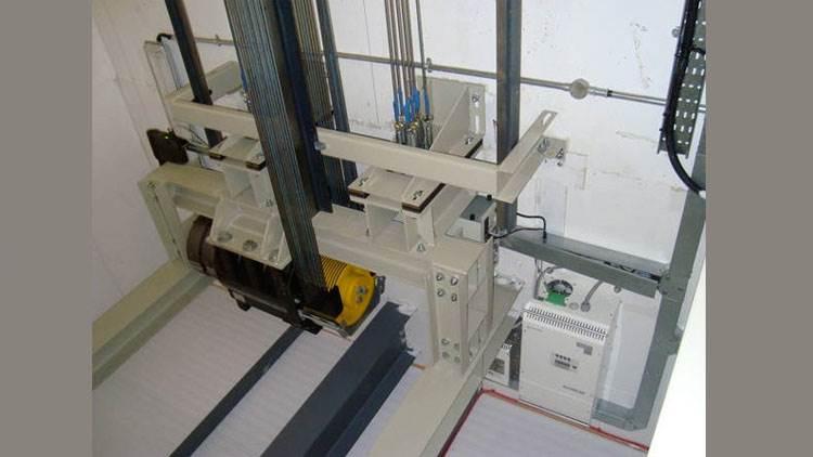 آسانسور های بدون موتورخانه