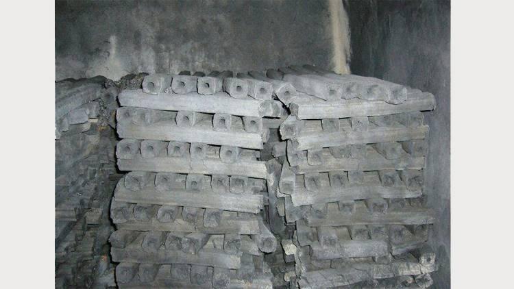 خط تولید زغال فشرده چینی