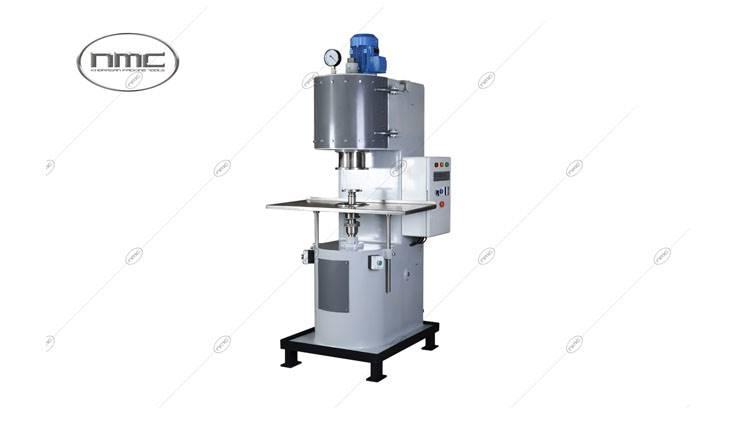 دستگاه دربند قوطی نیمه اتومات تحت خلا مدل 1H802