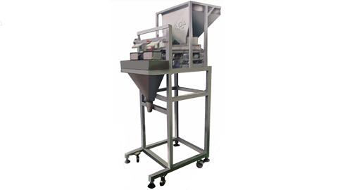 دستگاه دوتوزین پدالی , دستگاه بسته بندی حبوبات و خشکبار