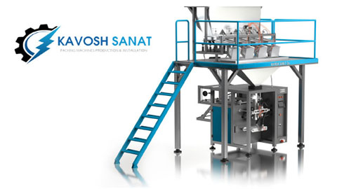 Four-Weight Beans and Dried Fruit Packaging Machines