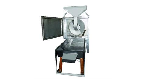 دستگاه تفت و شور کن خشکبار مدل SSN 2004x , دستگاه پخت و تفت آجیل و خشکبار