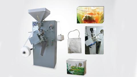 دستگاه بسته بندی چای کیسه ای مدل SSN2005 , دستگاه بسته بندی چای و دمنوش