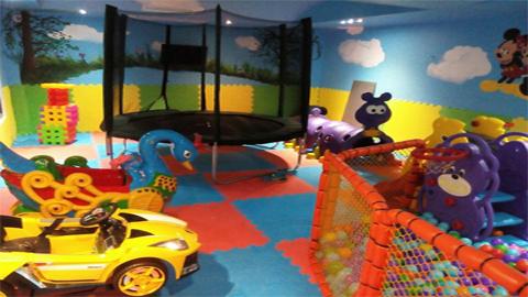وسایل بازی خانه مشاغل کودکان در تهران