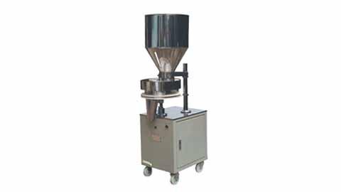 دستگاه پرکن حجمی مدل KFG-1000