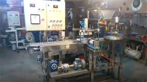 هسته گیر خرما صنعتی , دستگاه هسته گیر