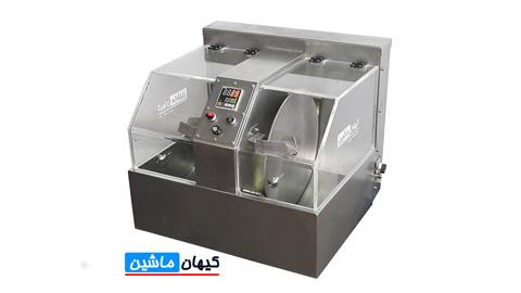 دستگاه تمپرینگ شکلات دو رنگ رومیزی , تجهیزات قنادی