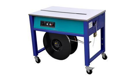 تسمه کش میزی نیمه اتوماتیک مدل KH206 , دستگاه تسمه کش میزی