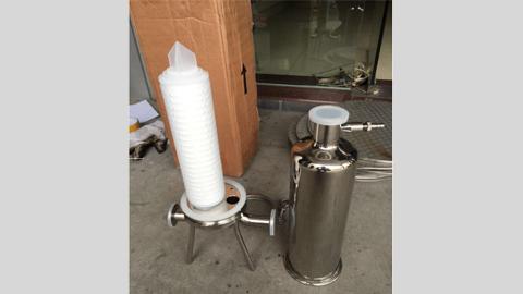 دستگاه فیلتر و تصفیه و لردگیر AG-F50