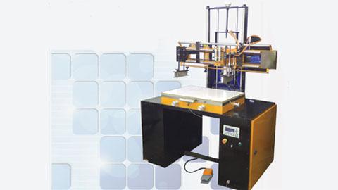 دستگاه چاپ سیلک اتوماتیک مدل w400 , ماشین آلات چاپ