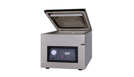 دستگاه بسته بندی وکیوم کابینی رومیزی 40 سانت با تزریق گاز