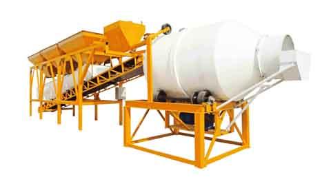 بچینگ پلانت مدل DSM3 طرح راه ماشین , تجهیزات راهسازی، ساختمانی و معدنی