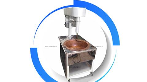 دستگاه سوهان پز