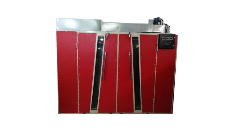 دستگاه میوه خشک کن و سبزی خشک کن صنعتی 17 سینی برقی