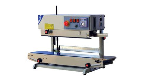 دستگاه دوخت ریلی ولومی ایستاده GVF-450 , دستگاه دوخت پلاستیک