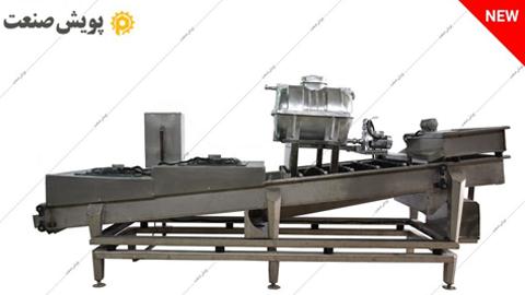 دستگاه شستشوی خرما مدل 10 فن