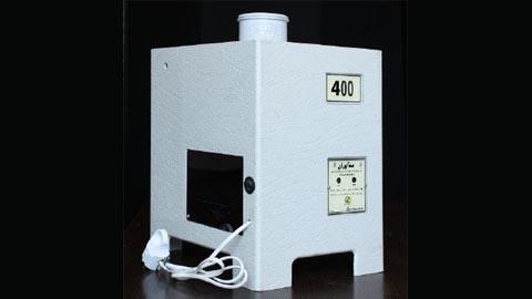 رطوبت ساز التراسونیک 400