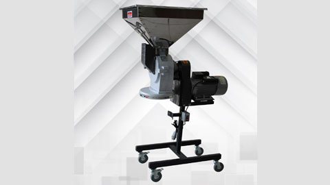 آسیاب ادویه مواد سخت و چرب تک فاز مدل TS2500 , دستگاه آسیاب صنعتی