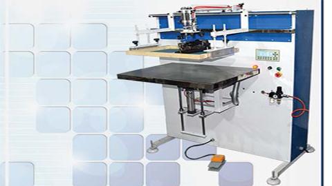 دستگاه چاپ سیلک اتوماتیک مدل T1400 , ماشین آلات چاپ