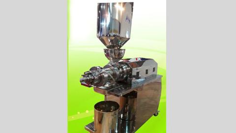 دستگاه روغن گیری فروشگاهی مدل دستگاه DK110