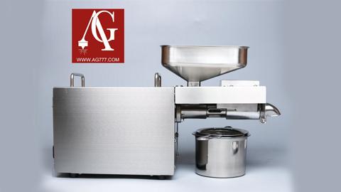 دستگاه روغن گیری مدل AG08