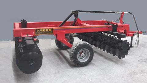 ماشین کشاورزی دیسک