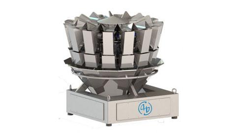 دستگاه توزینی مولتی هد SH-M14
