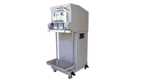 دستگاه بسته بندی وکیوم بدون کابین ایستاده با تزریق گاز GDZ-800 , دستگاه وکیوم بسته بندی
