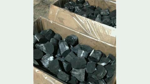 خط تولید زغال چینی , دستگاه و خط تولید زغال