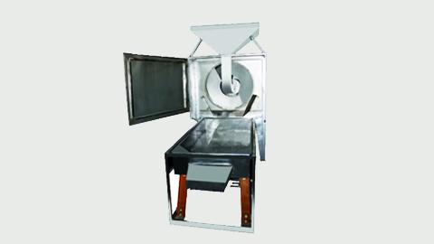 دستگاه تفت و پخت خشکبار , ماشین آلات آماده سازی محصول