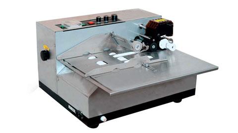 دستگاه تاریخزن چاپ روی لیبل مدل GHP-900 , دستگاه تاریخ زن