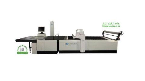 دستگاه اتوماتیک برش پارچه YIN , ماشین آلات CNC  برش نساجی