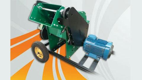 دستگاه چف کاتر یا خرد کن ضایعات گلخانه پاجوش موز , ماشین آلات گلخانه ای