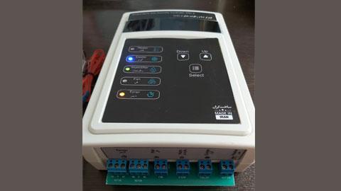 دستگاه کنترل دما و رطوبت مدل THC-2