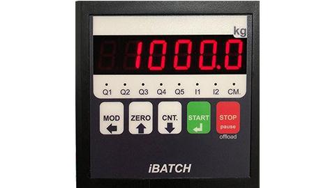 نمایشگر وزن و توزین مدل iBATCH